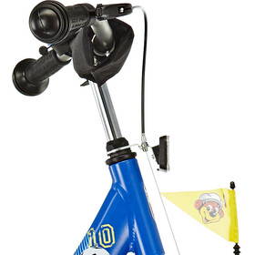 "Puky ZL 18 Børnecykel 18"" fodbold blå"